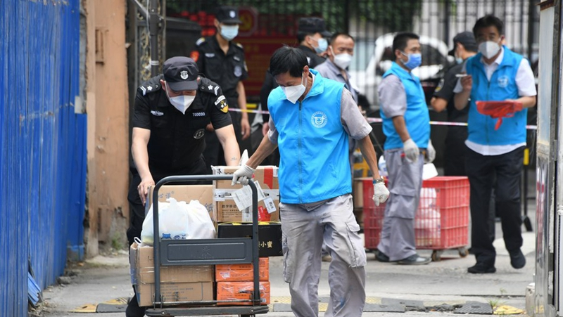 В Пекине выявлено три новых случая локального заражения COVID-19