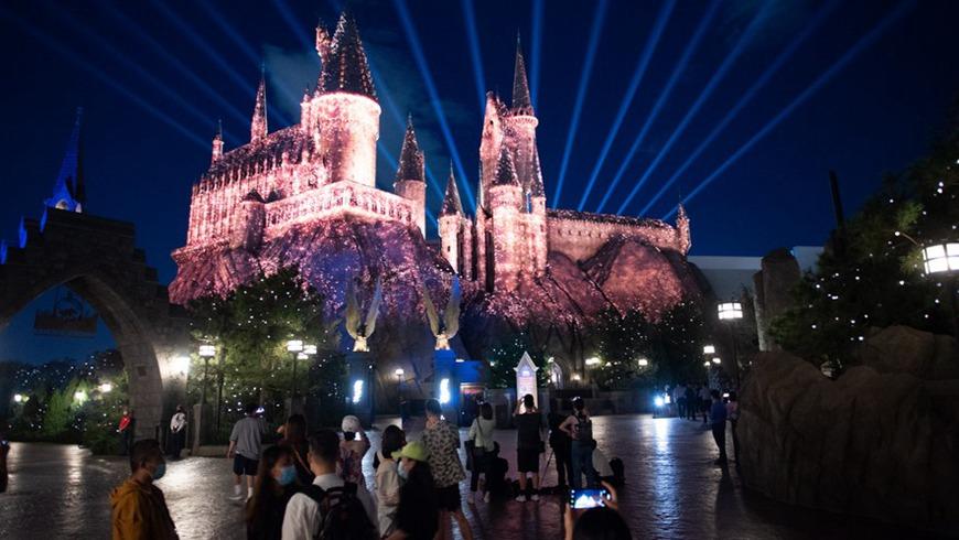 Universal Beijing Resort откроется 20 сентября