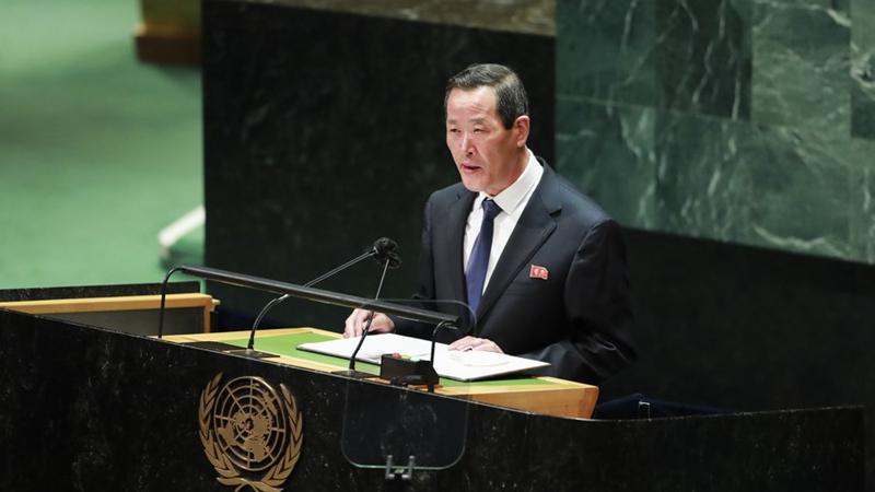 Постпред КНДР при ООН осудил враждебную политику США