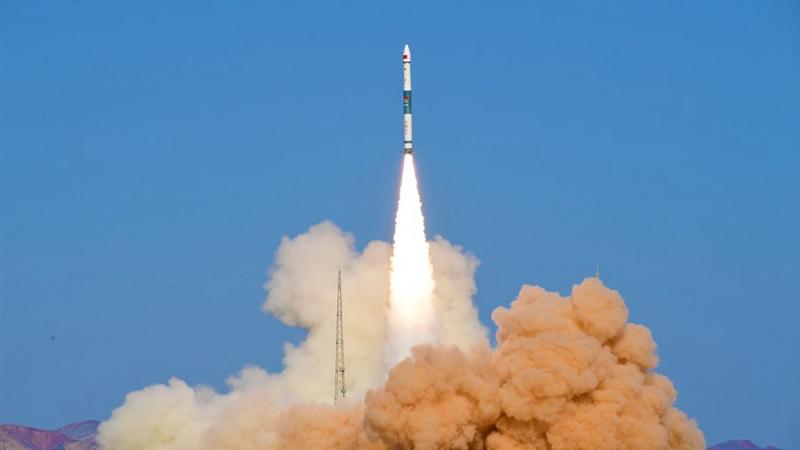 """Китай запустил спутник при помощи ракеты-носителя """"Куайчжоу-1А"""""""