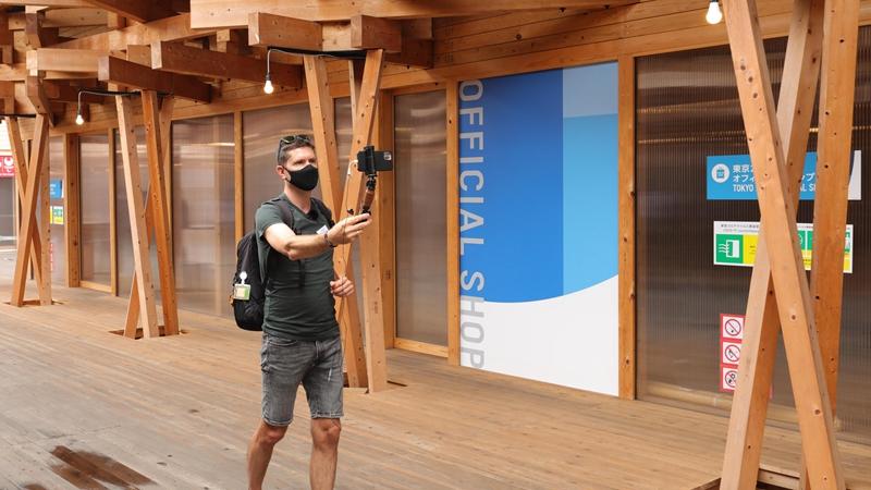 Олимпийская деревня летних Олимпийских игр в Токио открылась для СМИ