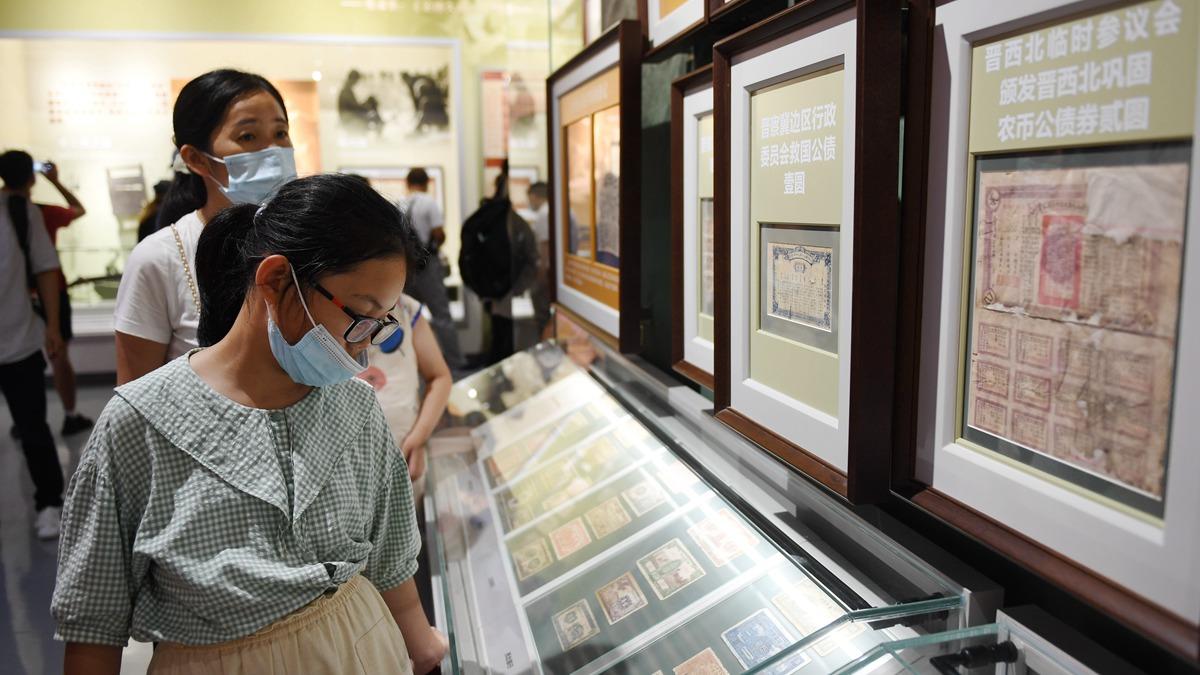 Открылась выставка исторических памятников КПК, связанных с Войной сопротивления китайского народа японским захватчикам