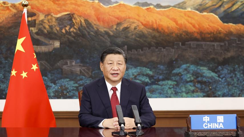 Си Цзиньпин призвал к укреплению уверенности и совместному преодолению глобальных вызовов