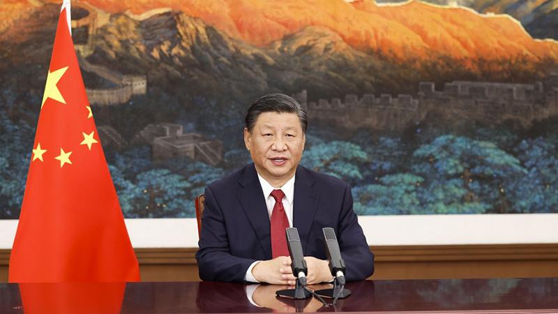 """Си Цзиньпин выступил с поздравительным видеопосланием на Форуме """"Чжунгуаньцунь-2021"""""""