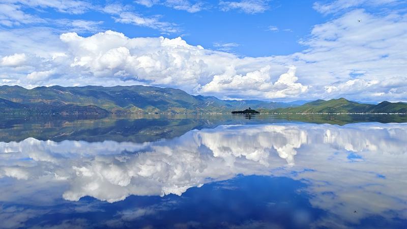 Поразительные красоты озера Лугуху