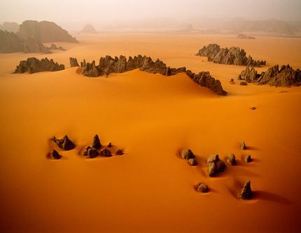 Потрясающие фотографии пустыни от george