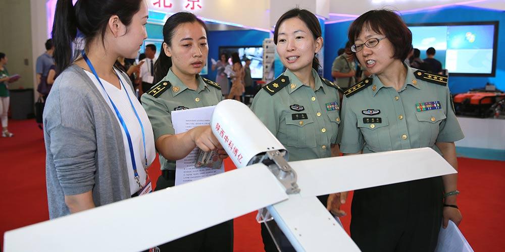 Выставка научно-технических и инновационных достижений 12-й пятилетки в Пекине