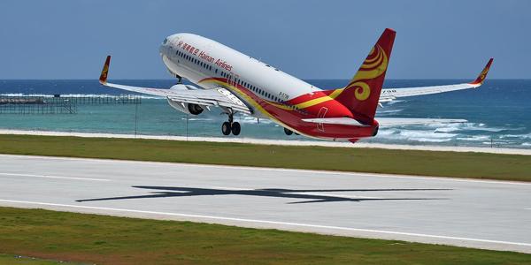 Пробный полет самолетов на два китайских аэродрома в Южно-Китайском море прошел успешно