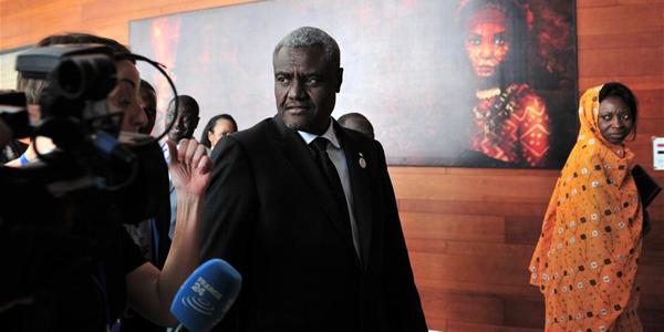 Глава МИД Чада Муса Факи Махамат избран председателем Комиссии Африканского союза