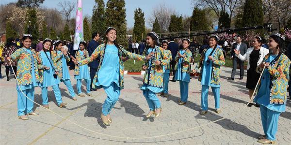 В Узбекистане торжественно отметили Навруз