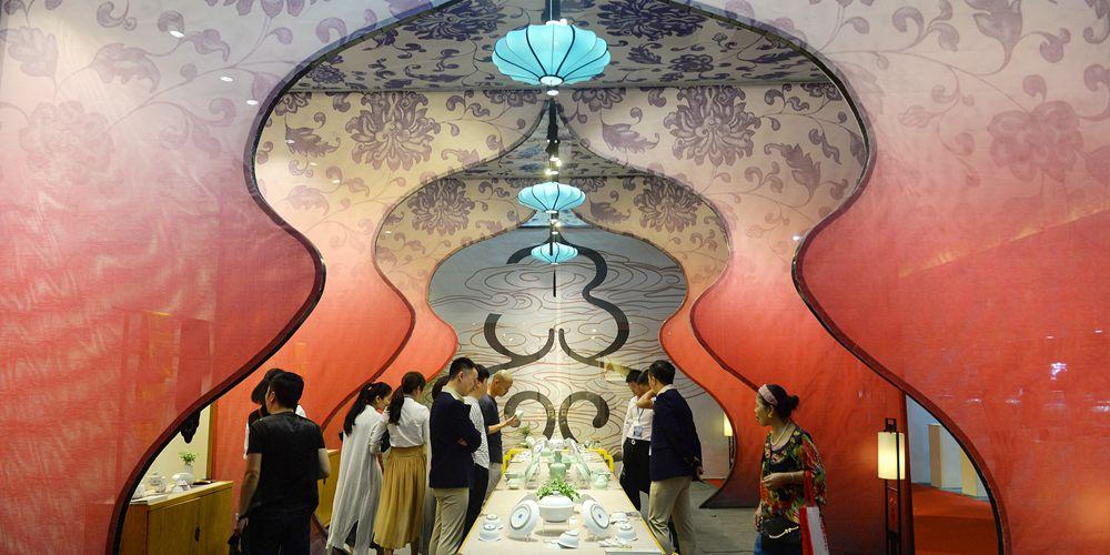 Всемирно известный китайский фарфор из Цзиндэчжэня