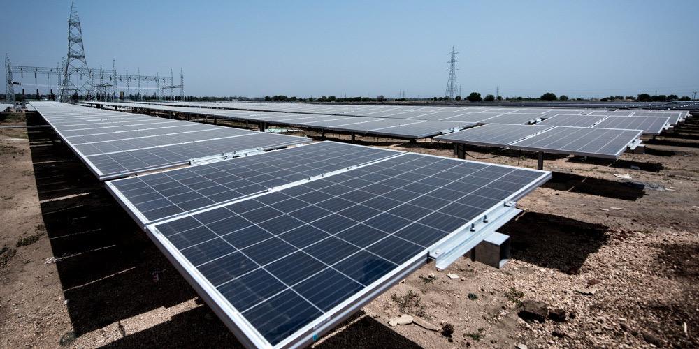 Индия стала крупнейшим экспортным рынком для китайских солнечных батарей