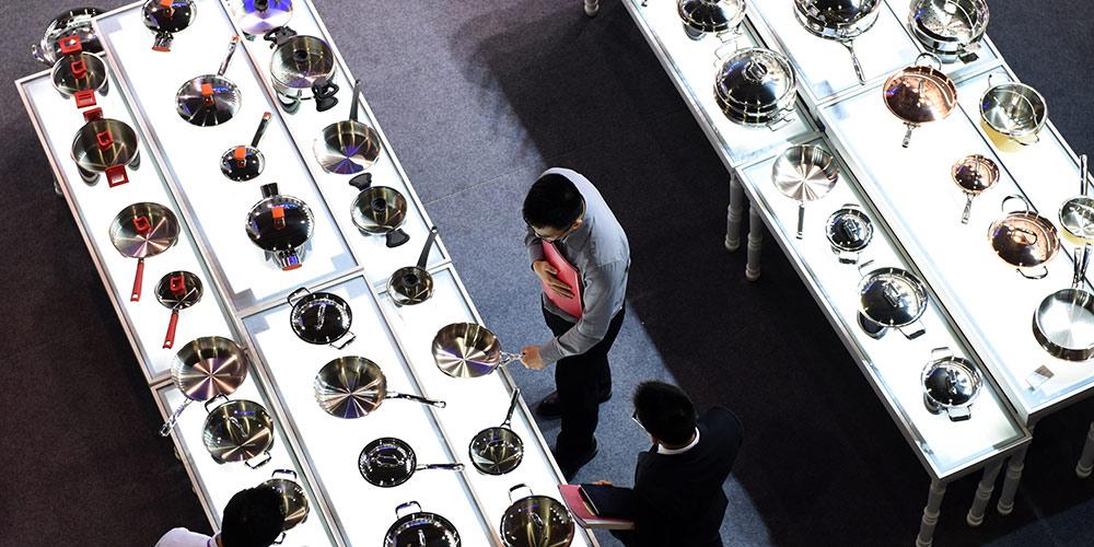 Открылся второй этап 121-й Китайской ярмарки импортных и экспортных товаров в Гуанчжоу