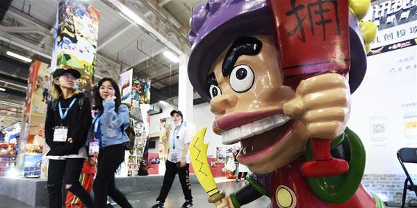 В Ханчжоу открылся 13-й Китайский международный анимационный фестиваль