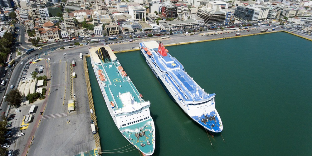 Порт Пирей -- жемчужина морского Шелкового пути