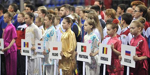 В Тбилиси стартовал чемпионат Европы по ушу