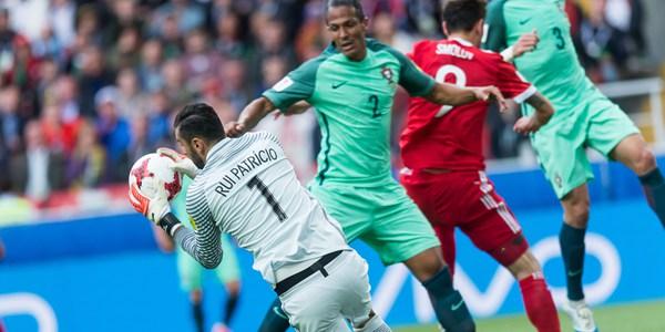 Футбол -- Кубок конфедераций ФИФА 2017: Россия -- Португалия