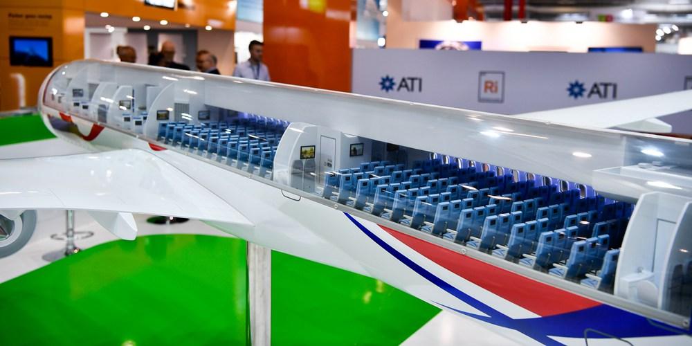 Премьера китайско-российского широкофюзеляжного дальнемагистрального лайнера на авиасалоне в Ле-Бурже
