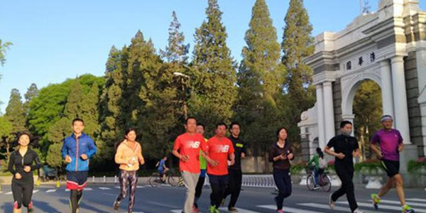 В Китае повышается спортивный энтузиазм среди студентов