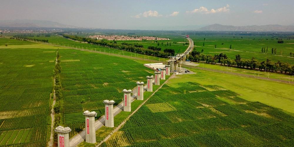 Скоростная железная дорога Пекин — Чжанцзякоу