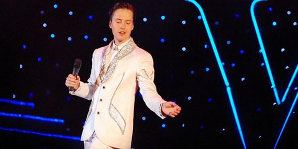 Самый любимый китайцами российский певец Витас проведет новый большой гастрольный  тур по Китаю