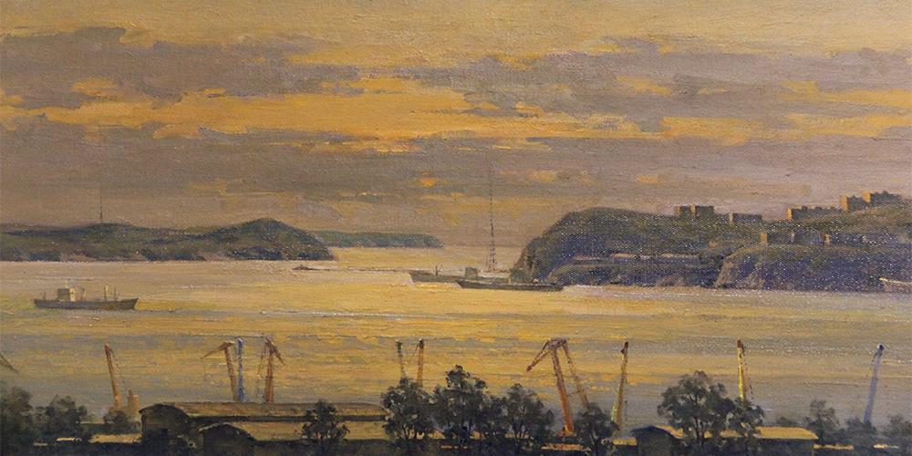 """Художественная выставка """"Владивосток-157"""""""