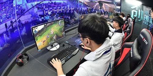 Реальные доходы от продаж в индустрии компьютерных игр Китая за первую половину года составили 99,78 млрд юаней