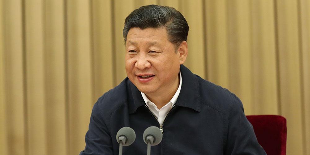 Си Цзиньпин: Следует высоко поднять великое знамя социализма с китайской спецификой, решительно добиваться всестороннего создания среднезажиточного общества в Китае
