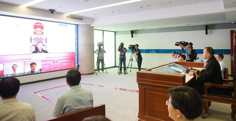 """Первый в Китае интернет-суд появился в """"столице электронной коммерции"""""""
