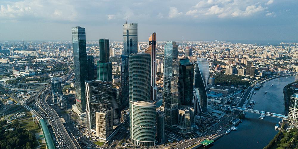 Страны БРИКС в объективе Синьхуа -- Москва-Сити