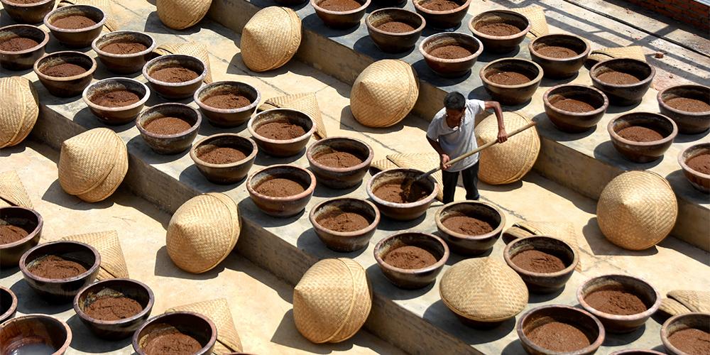 Традиционный острый соус из уезда Шуанфэн