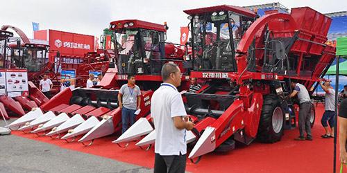 На 16-й Чанчуньской международной ярмарке сельского хозяйства и продовольствия заключены  сделки на сумму свыше 40 млрд. юаней