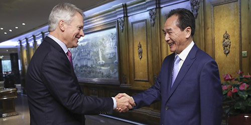 Синьхуа и АП обсудили вопросы сотрудничества в условиях конвергенции СМИ