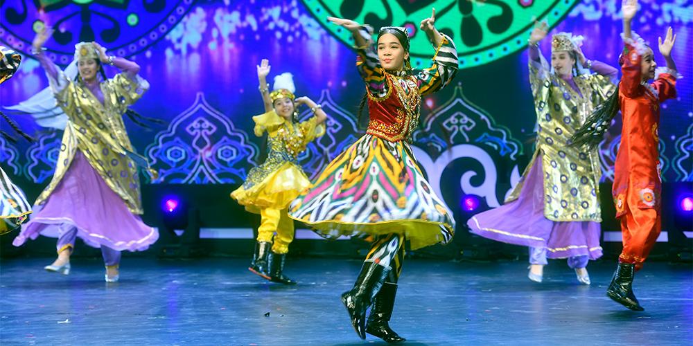 В Пекине стартовал концерт художественных выступлений подрастающего поколения ШОС