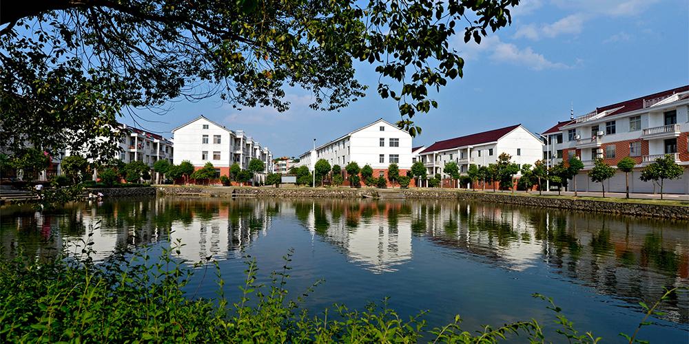 Хуаюань: современный облик китайской деревни