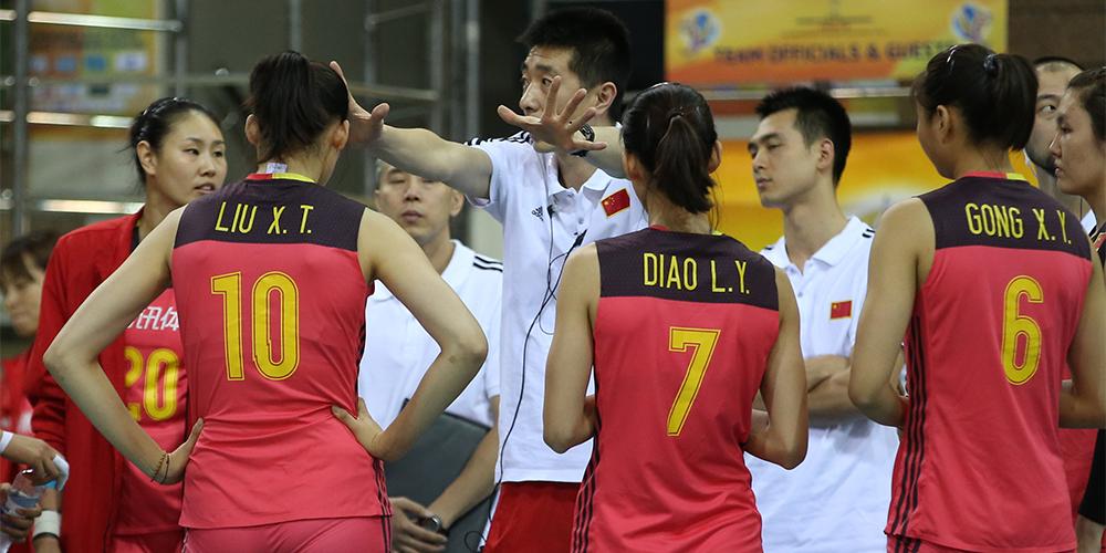 Волейбол — Чемпионат мира — 2018: женская сборная Китая разгромила команду Фиджи