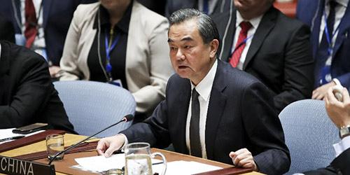 Ван И: При реформировании миротворческих операций необходимо соблюдать основные цели и принципы  Устава ООН