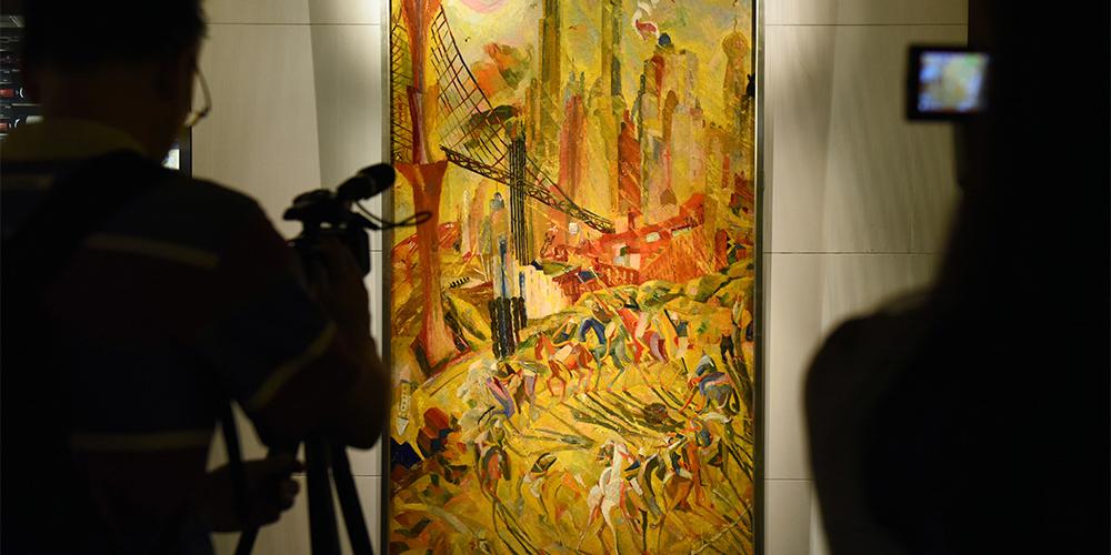 """В Сянгане представили самый дорогой лот осенней сессии аукциона """"Сотбис"""""""
