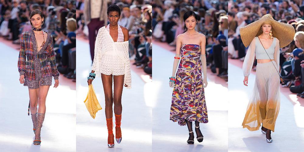 Миланская неделя моды сезона весна-лето 2018: презентации коллекции от Missoni