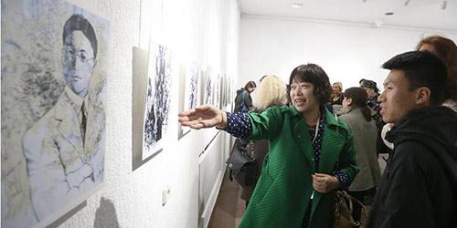 В Минске состоялся литературно-художественный вечер по случаю презентации серии переводов китайской поэзии