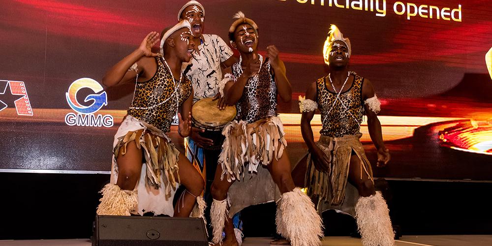 В Кейптауне открылся 1-й Китайско-африканский международный кинофестиваль