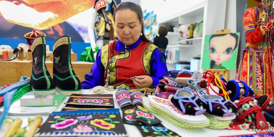 В Хух-Хото открылась 2-я Выставка-ярмарка культурной продукции АР Внутренняя Монголия