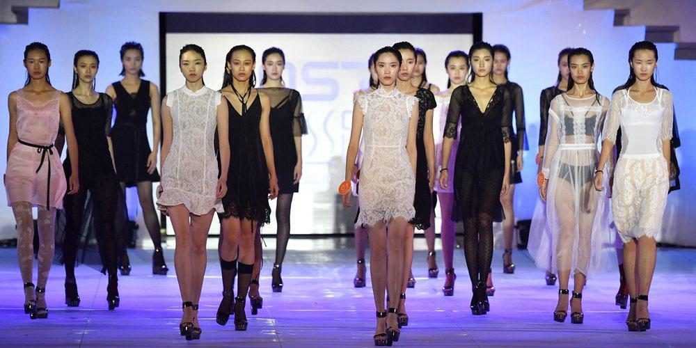 25-й Китайский конкурс моделей в провинции Хайнань