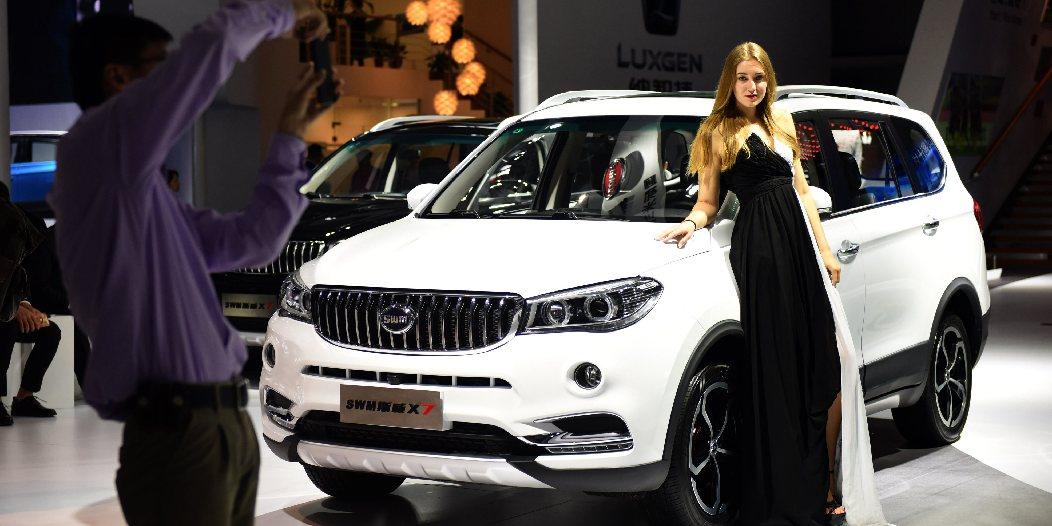 15-я Китайская международная автомобильная выставка в провинции Гуандун