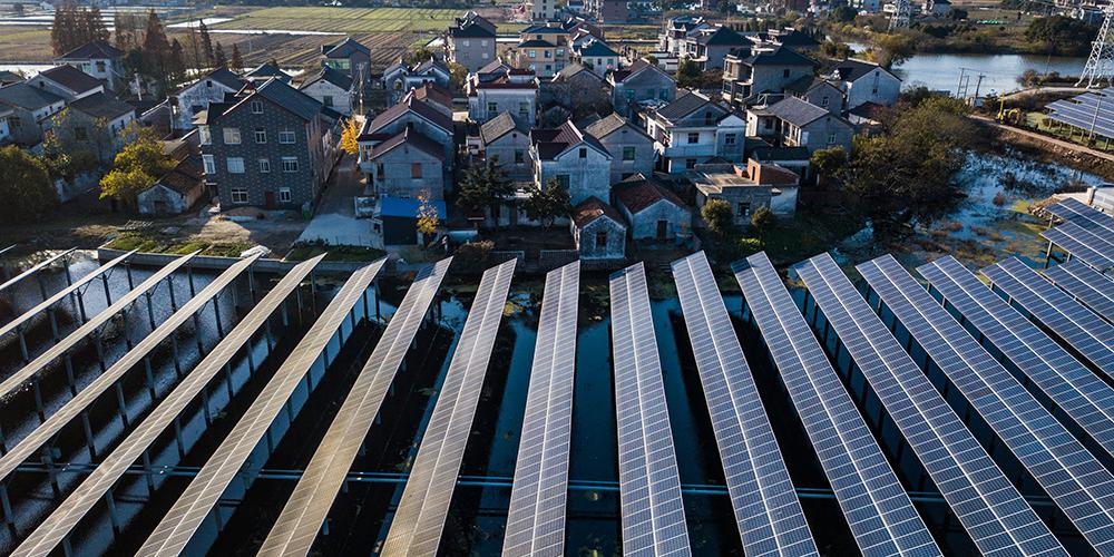 В провинции Чжэцзян введена в эксплуатацию гелиоэлектростанция нового типа