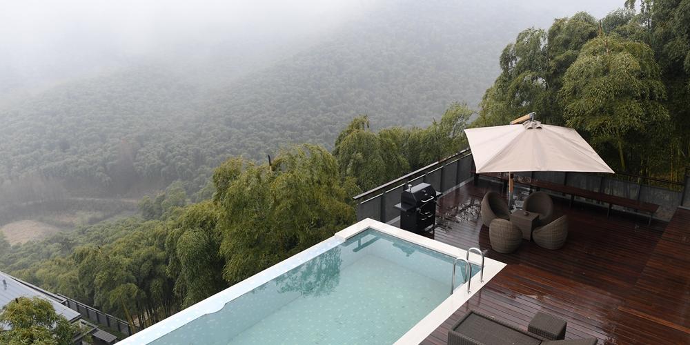 Развитие индустрии высококачественных туристическо-курортных услуг в поселке Мяоси