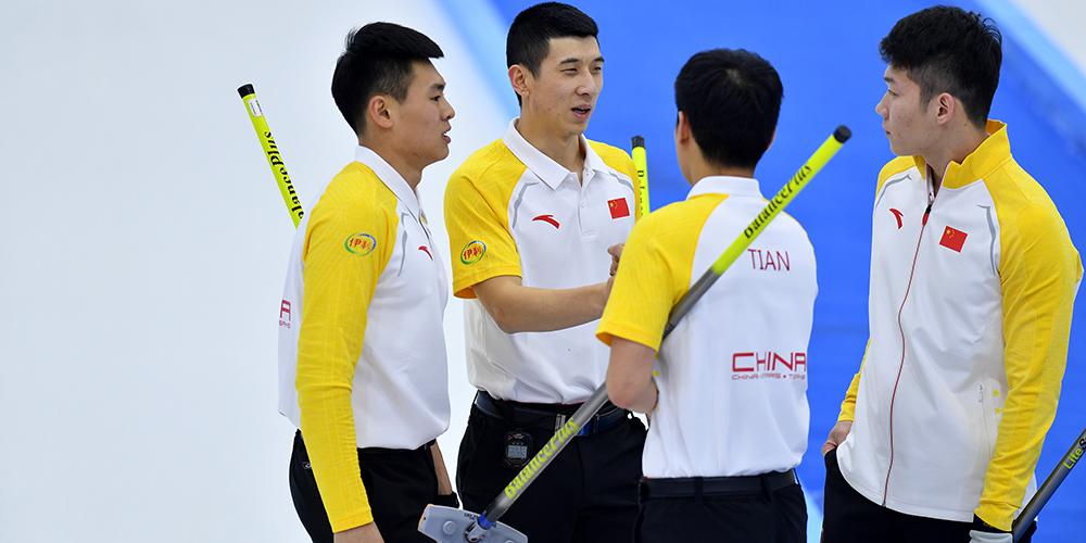 Керлинг — Международный турнир в Доба: молодежная команда Китая проиграла шведам
