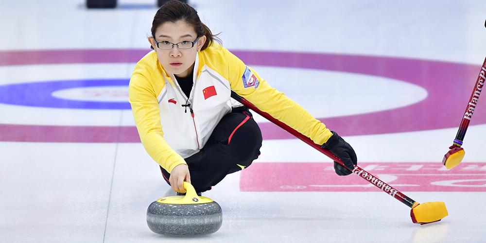 Керлинг — Международный турнир в Доба: женская сборная Китая одержала победу над командой США