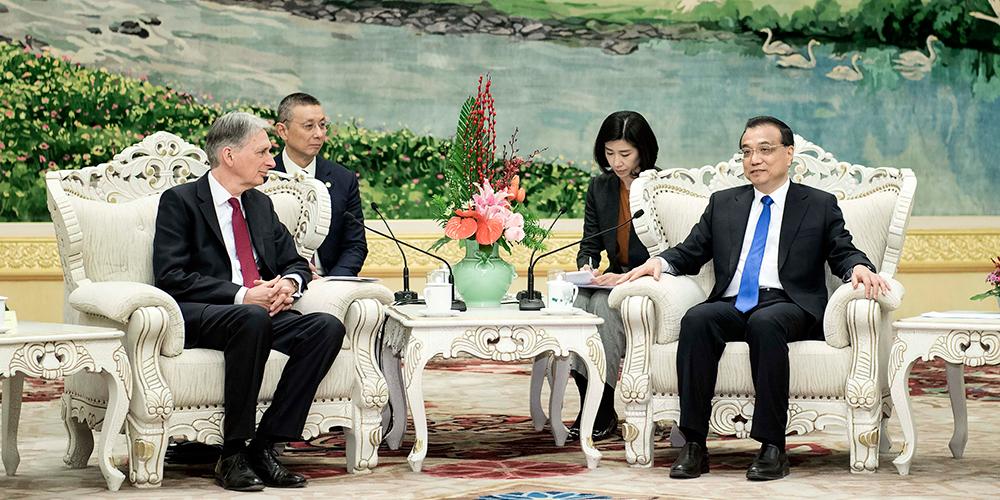 Китай и Великобритания готовы укреплять сотрудничество
