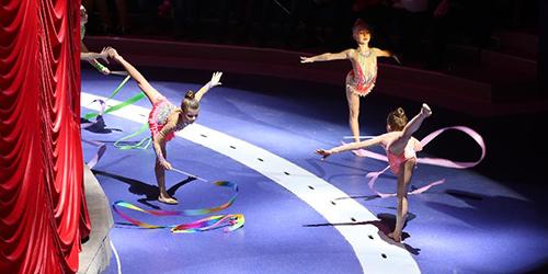 Владивостокский цирк открылся после ремонта